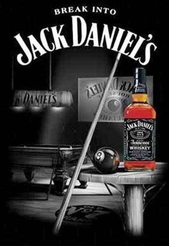 Jack Daniel`s, Pool Room