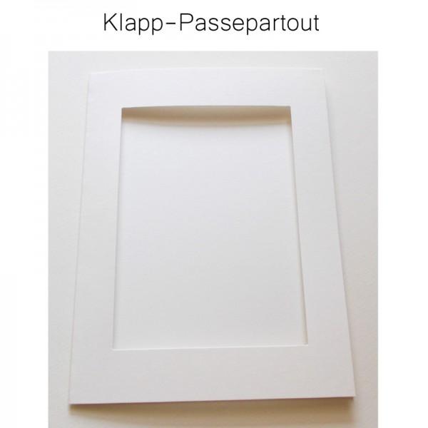 Klapppassepartout, Archivierungspassepartout