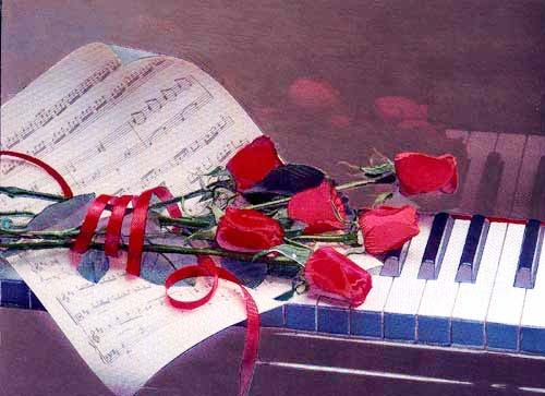 Red Roses to Musik