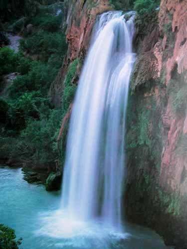 Grand Canyon Wasserfall Poster