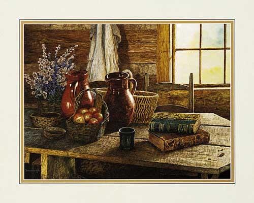 Still Life by Michael Davidoff