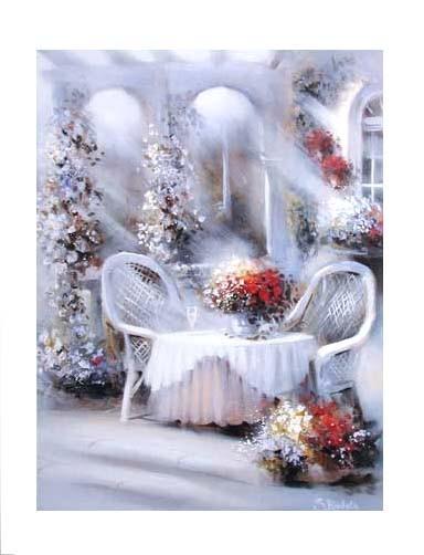 Wintergarten by S. Rachelle