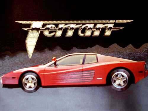 Ferrari by Greg Smith