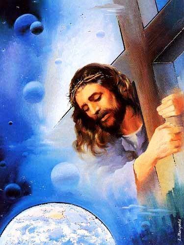 Jesus by Larry Bargallo