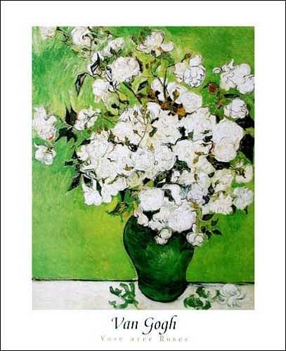 Vase Avec Roses *