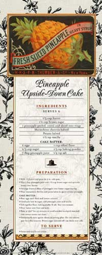 Pineapple Upside- Down Cake