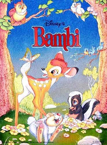 Bambi Bild