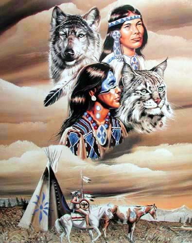 Spirit of the Tribe by Gary Ampel *