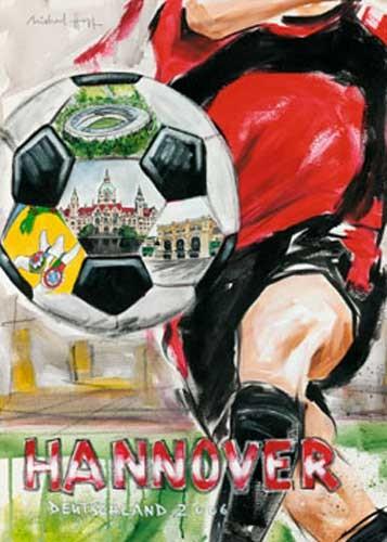 Hannover by Michael Hopf