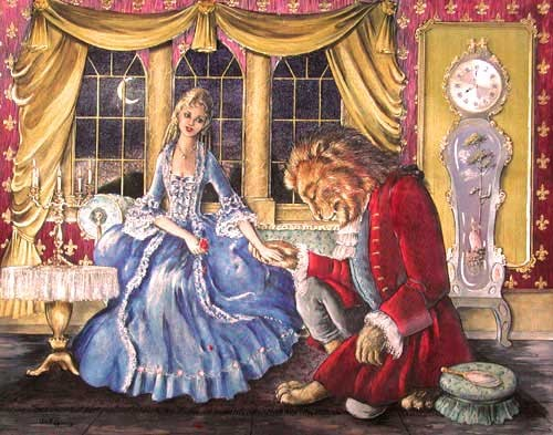 Beauty and the Beast by Jean and Ron Henry