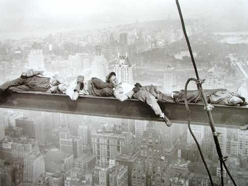 New York, Radio City Music Hall, Poster 40x50
