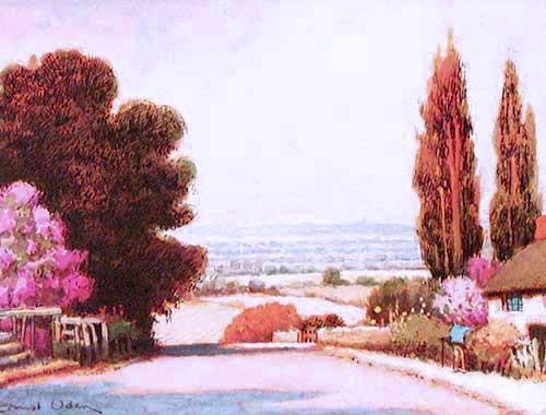 Schöne Aussichten by Ernst Uden