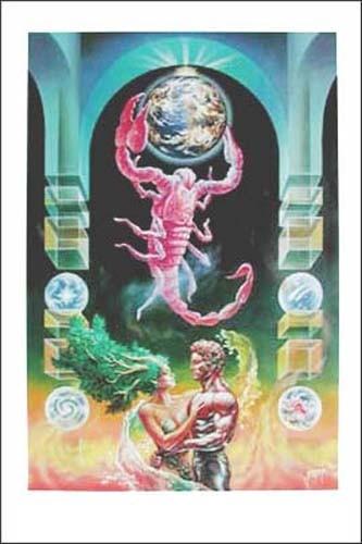Skorpion by Enrique Nieto