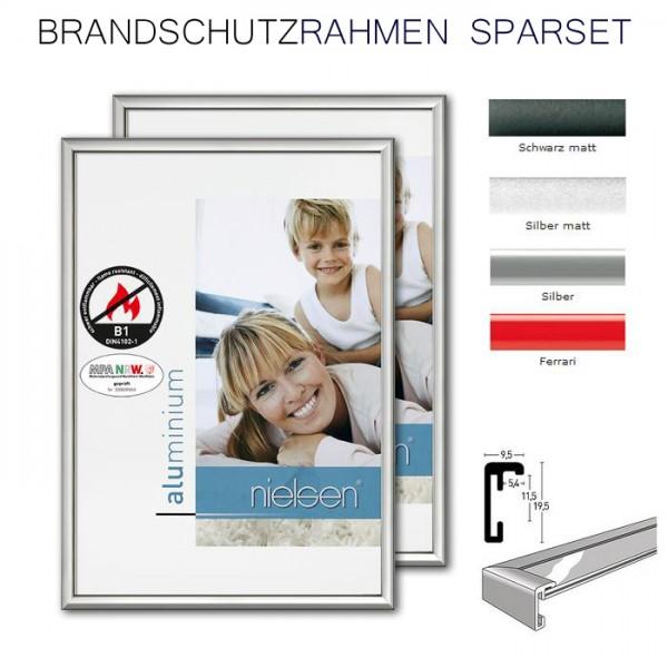 Nielsen Brandschutzrahmen 60x80, Classic