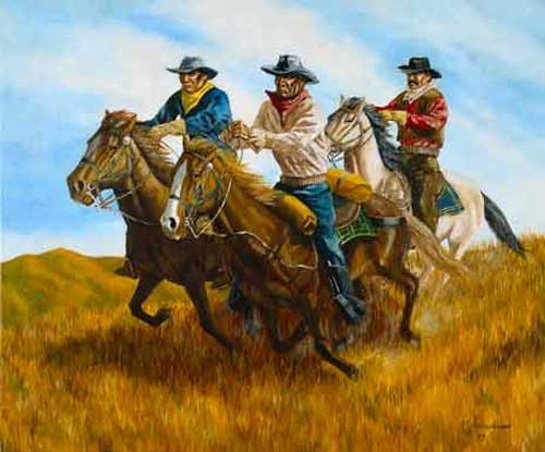 Cowboys by T.Vogtschmidt