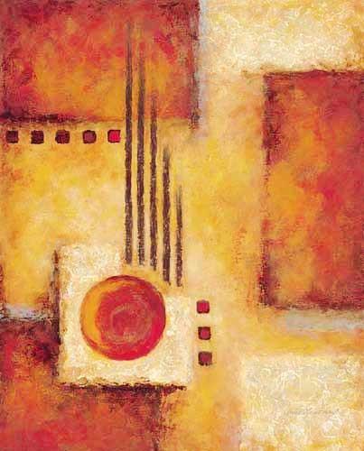 Abstracto I by Judi Kaufman*