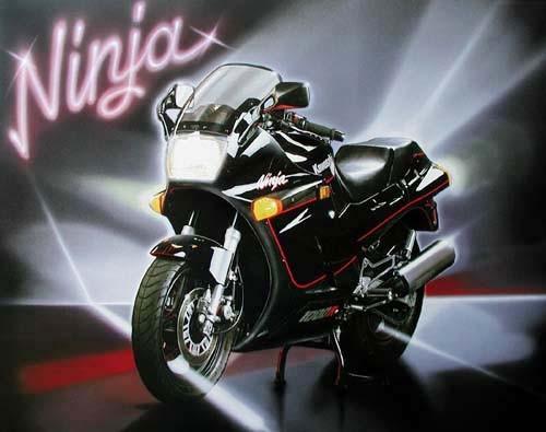 Kawasaki Ninja 1000R