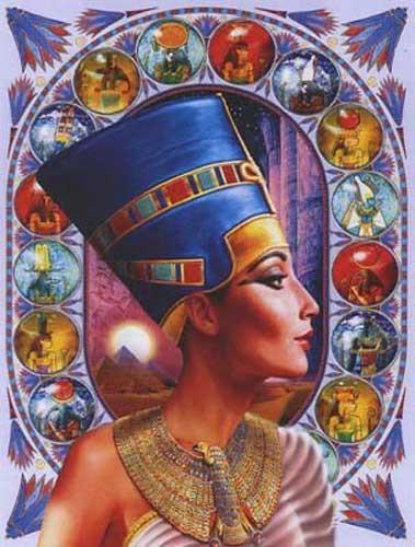 Nofrtetete, Nefertiti Bild